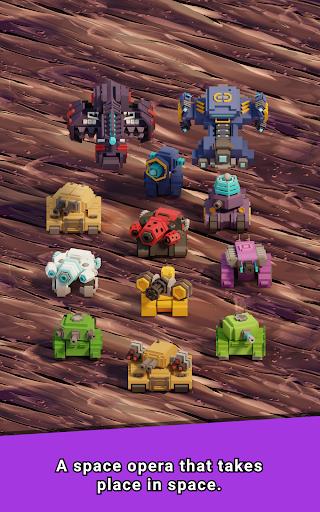 Tank Alien War: Survival Game  screenshots 18
