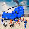 Police Prisoner Transport: New Prison Escape Game game apk icon