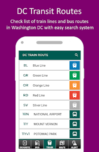 DC Metro Time Tracker For Pc – Free Download For Windows 7/8/10 And Mac 1
