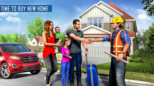 New Family House Builder Happy Family Simulator 1.6 screenshots 1