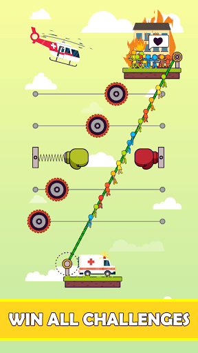 Rope Puzzle apkslow screenshots 5