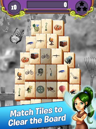 Mahjong Garden Four Seasons - Free Tile Game 1.0.83 screenshots 1