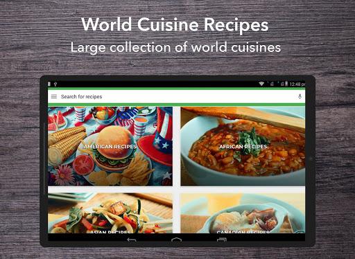 All Recipes : World Cuisines 54.0.0 Screenshots 8