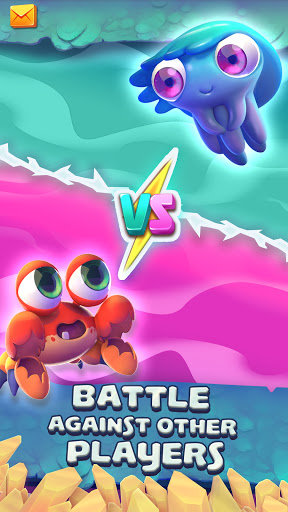 Monster Tales: Multiplayer Match 3 RPG Puzzle Game apkpoly screenshots 3