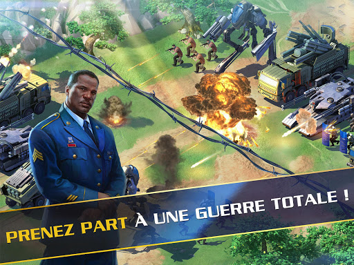 Code Triche World at Arms APK MOD (Astuce) screenshots 1