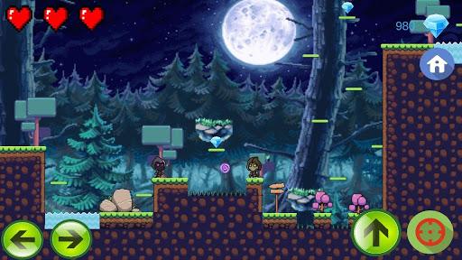 Code Triche Shadow Man - Crystals and Coins (Astuce) APK MOD screenshots 2