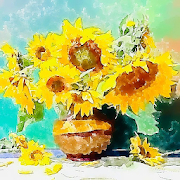 Watercolor Effects & Filter(QniPaint Watercolor)