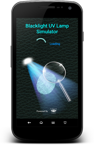 Blacklight UV Lamp Simulator 1.13.1 screenshots 2