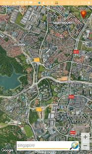Location Satellite Maps 3.2 Screenshots 4