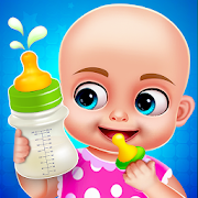 Sweet Baby Care & Dress up Games