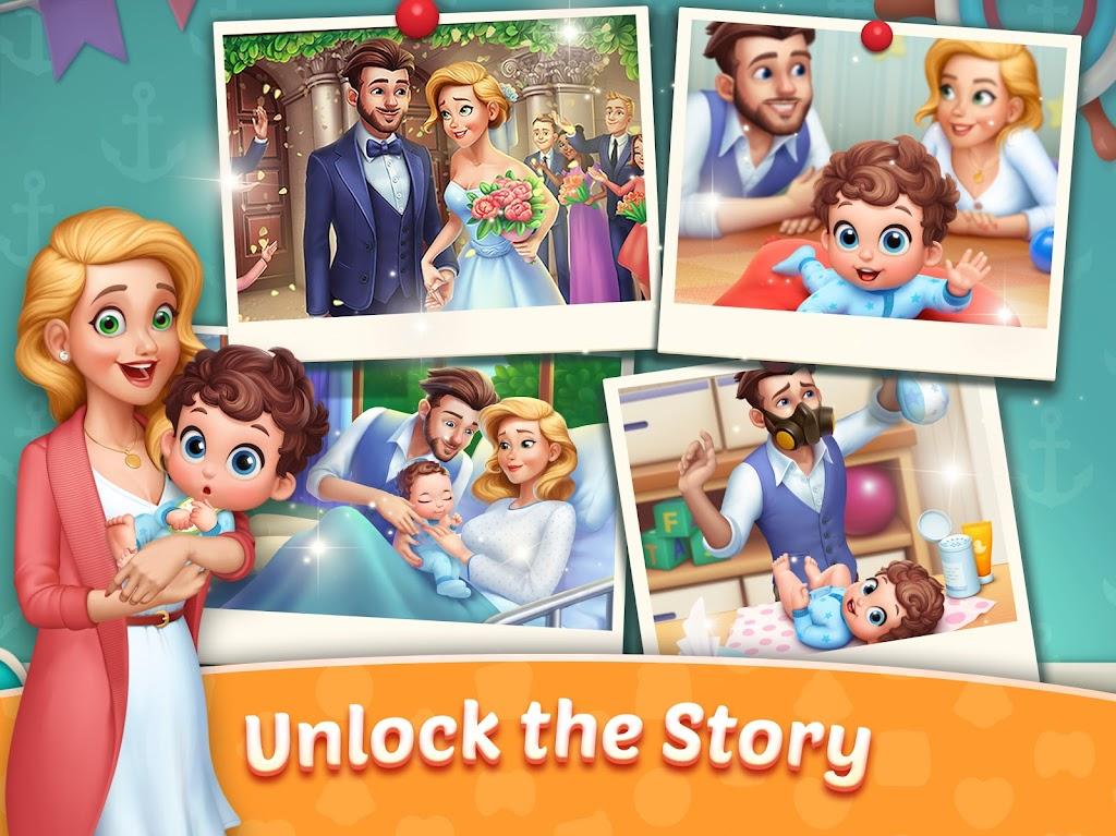 Baby Manor: Baby Raising Simulation & Home Design  poster 14