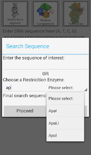 DNA2App  Sequence analyzer For Pc 2020 (Windows 7/8/10 And Mac) 3