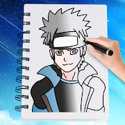 How to Draw Anime & Coloring Anime