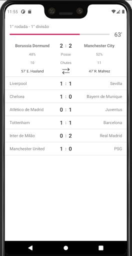 FutGol - Gerencie um Time de Futebol  screenshots 2