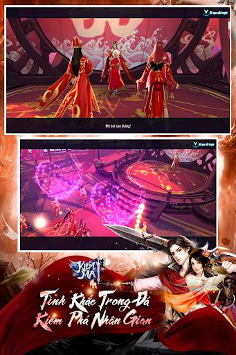 Kiếm Ma 3D - Kiem Ma 3D modiapk screenshots 1