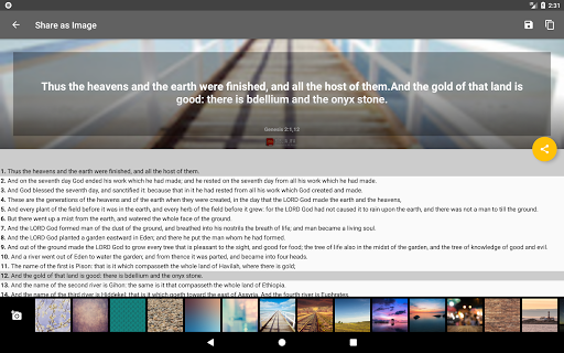 Bible Offline App Free + Audio, KJV, Daily Verse 8.5.4 Screenshots 10
