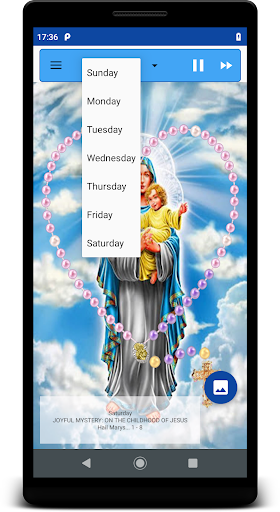 Holy Rosary Audio Offine 3.0 screenshots 2