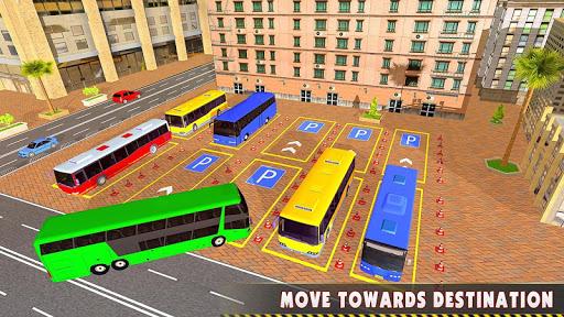 Modern Bus Simulator Parking New Games u2013 Bus Games 2.51 Screenshots 4