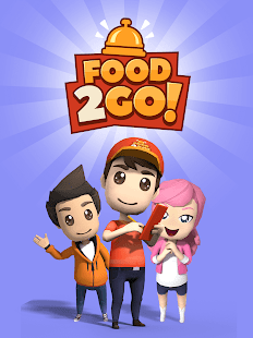 Food to Go 3D