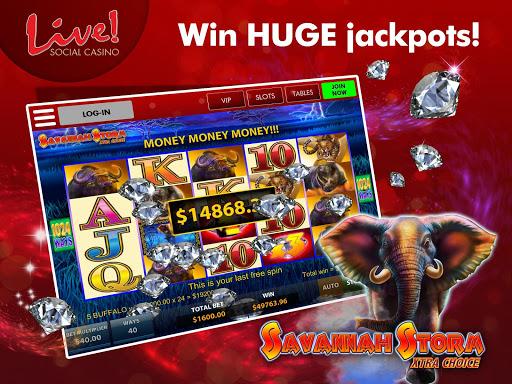 Live! Social Casino 4.3.1 9