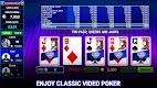 screenshot of Ruby Seven Video Poker: 50+ Free Video Poker Games