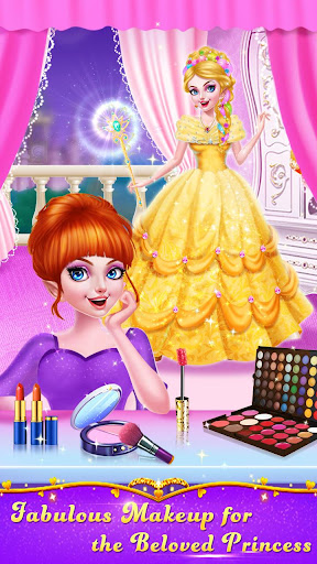 ud83cudf39ud83eudd34Magic Fairy Princess Dressup - Love Story Game 2.6.5038 screenshots 13