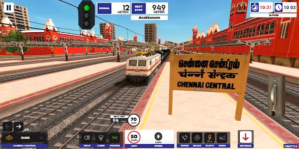 Baixar Indian Train Simulator MOD APK 2020.4.16 – {Versão atualizada} 1