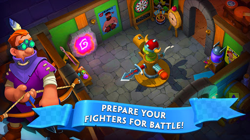 Broyalty u2013 Medieval Kingdom Wars, RPG War Strategy  screenshots 12