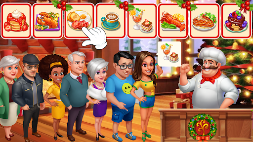 Crazy Chef: Fast Restaurant Cooking Games 1.1.46 screenshots 2