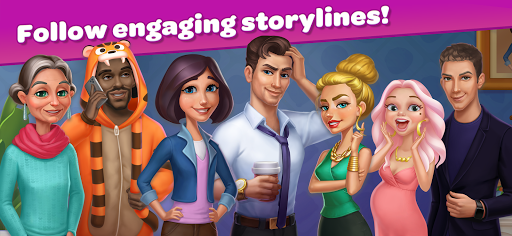 Mary's Life: A Makeover Story 4.8.0 screenshots 8