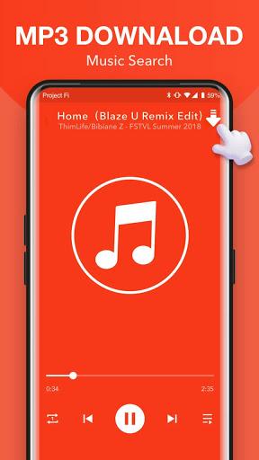 Free MP3 Sounds - Download Music MP3 apktram screenshots 4