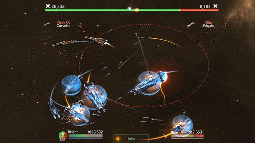 Stellaris: Galaxy Command, Sci-Fi, space strategy  screenshots 8