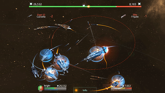 Stellaris: Galaxy Command, Sci-Fi, space strategy 8