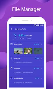 Security Protector – clean Virus, mobile antivirus Apk 4
