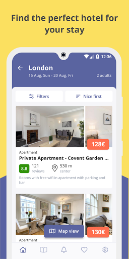 Jetcost: flights, hotels, cars  screenshots 7