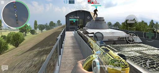 World War Heroes: FPS Guerre screenshots apk mod 3