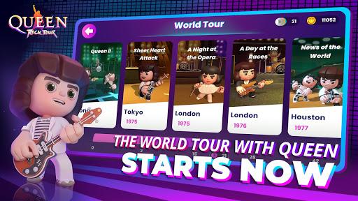 Queen: Rock Tour - The Official Rhythm Game 1.1.2 screenshots 6
