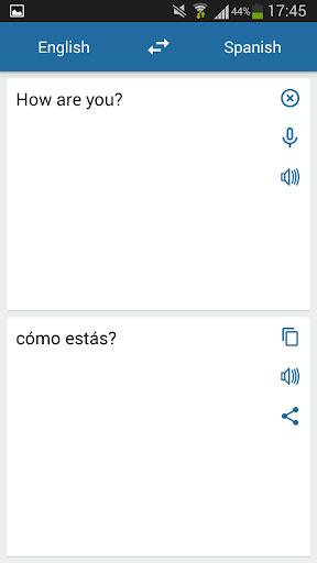 Spanish English Translator  Screenshots 2