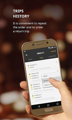 Taxsee: taxi order  Screenshots 4