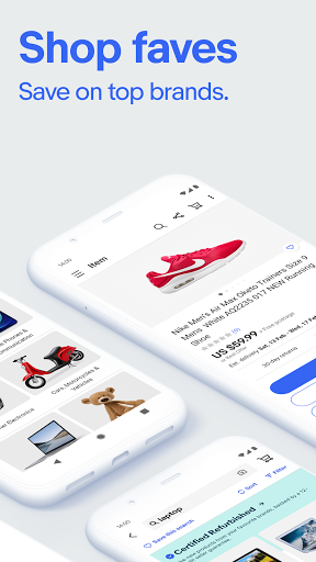 eBay: Buy, sell, and save on brands you love screenshots 2