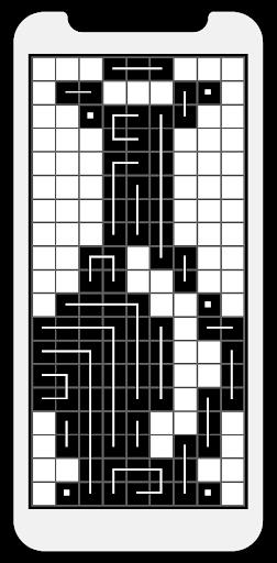 FCross Link-A-Pix puzzles 257 screenshots 8