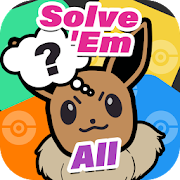 Solve Em All - Poke Quiz Hard Questions