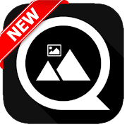 QuickPic Gallery Dark - Photos & Videos