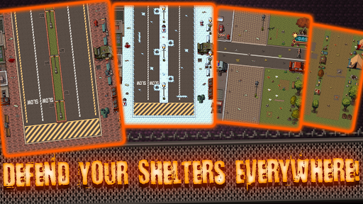Idle Zombie Shelter: Build and Battle apkslow screenshots 23