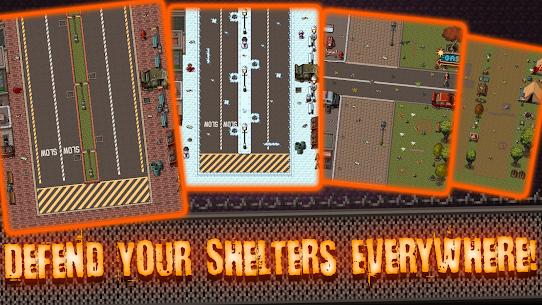 Idle Zombie Shelter MOD APK 1.2.2.5 (Unlimited Money) 15