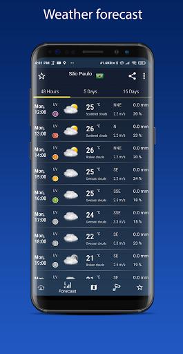 World Weather: Local Forecast | Rain Radar 1.4.2 Screenshots 2