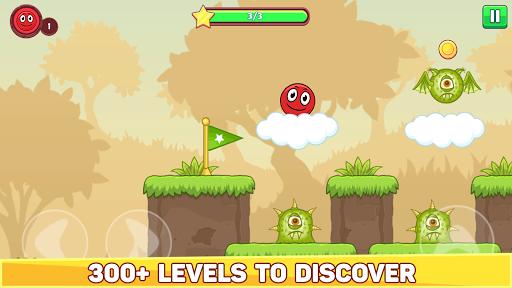 Bounce Ball 5 - Jump Ball Hero Adventure 3.9 Screenshots 6