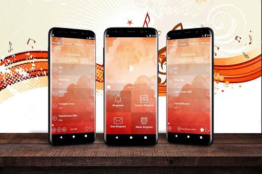 Best SMS Ringtones 2021 ud83dudd25 | 100+ SMS Sounds 1.6 Screenshots 3