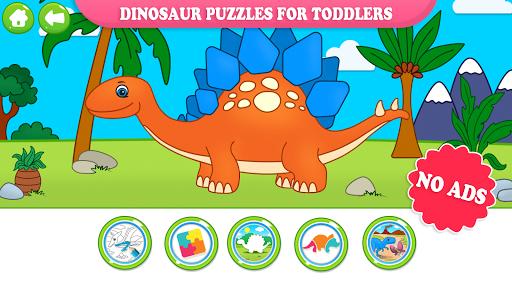 Dinosaur Puzzles for Kids  screenshots 1