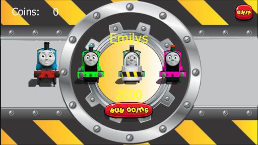 Train Thomas Traffic Race 1.0 screenshots 3